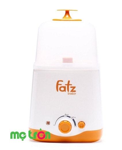 Chiếc máy đa năng hâm sữa và tiệt trùng bình sữa Fatzbaby FB3011SL có đến 3 chức năng