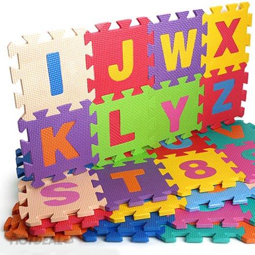 4 loại thảm xốp cho bé chất lượng nhất hiện nay