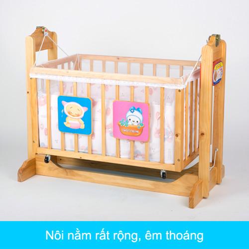 Tổng hợp những điều mẹ thông thái cần biết khi mua nôi em bé