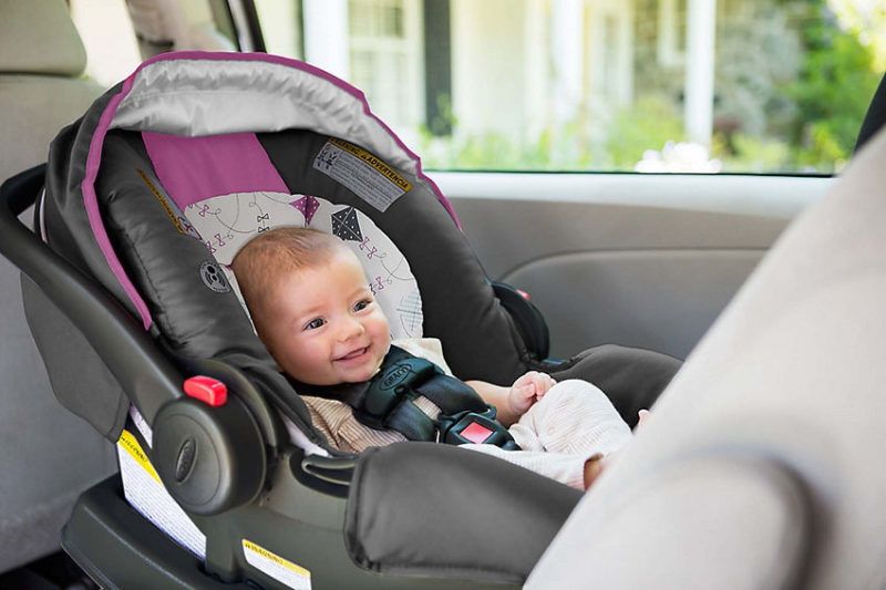 Đừng sử dụng ghế ô tô cho trẻ nếu bạn chưa biết cách lắp đặt đúng cách