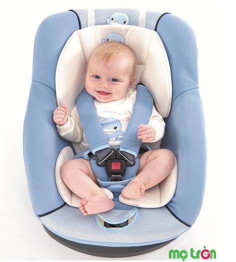 Ghế ngồi ô tô KuKu chất lượng cao cấp cho bé