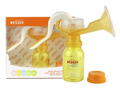Máy hút sữa wesser-Máy hút sữa đến từ Hàn Quốc tiện dụng cho mẹ