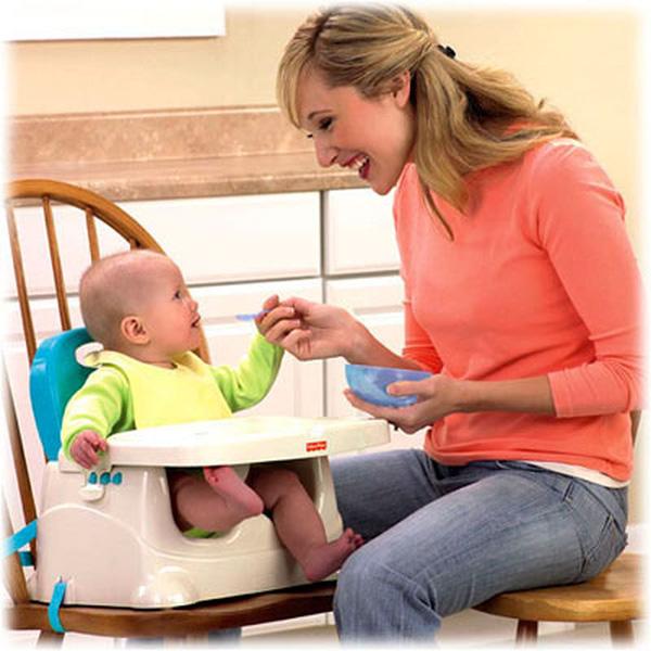 Những điều cần lưu ý khi chọn mua ghế ăn bột cho bé