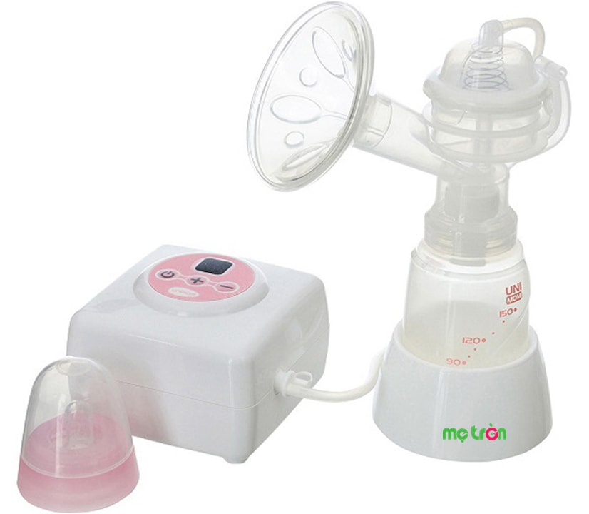Những lợi ích không ngờ của chiếc máy hút sữa unimom đơn