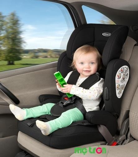 Những ưu điểm tuyệt vời của thương hiệu ghế ngồi ô tô Graco