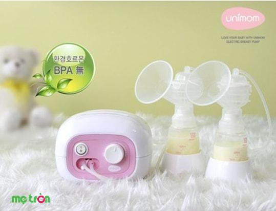 Thương hiệu máy hút sữa Unimom và các loại máy hút sữa Unimom chất lượng hiện nay