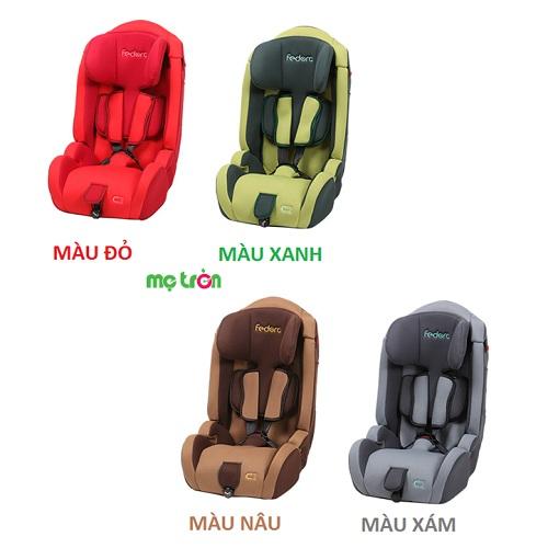Tổng hợp các thương hiệu ghế ngồi ô tô trẻ em được các mẹ tin dùng nhất