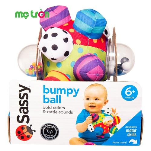 Banh Bumpy Sassy 80109 chất liệu an toàn
