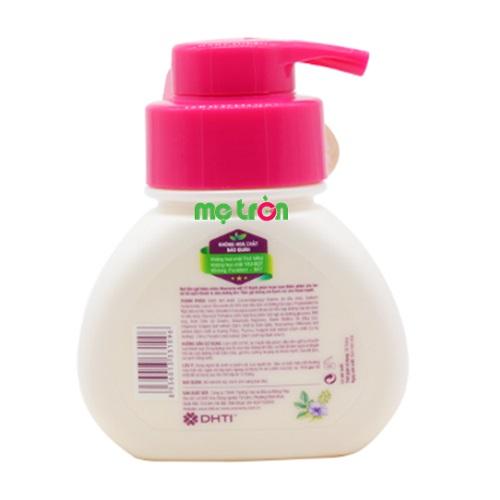 Bọt tắm gội thiên nhiên cho bé hương hoa Mamamy 200ml