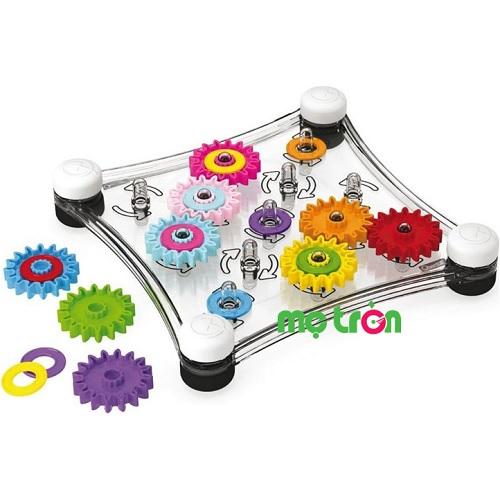 Đồ chơi Quercetti Georello Junior (age 2+) 0313 phát triển tư duy logic