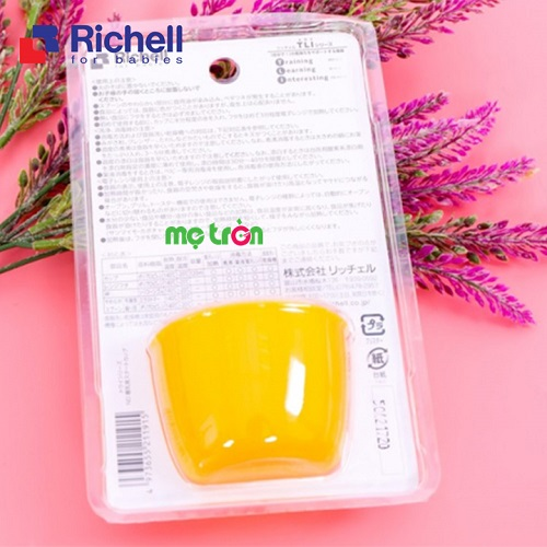 Hộp đựng đồ ăn nhỏ có tay cầm Richell RC21191