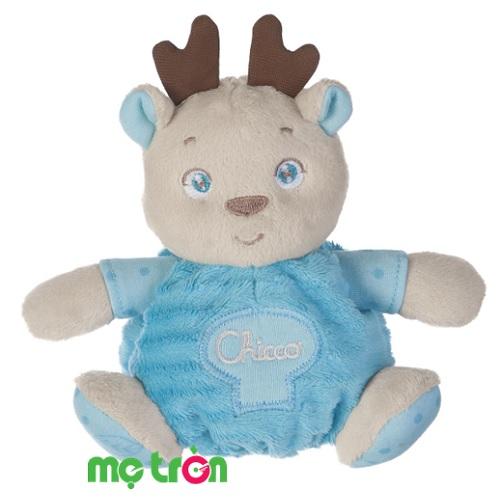 Hộp quà tuần lộc xanh cho bé trai Chicco