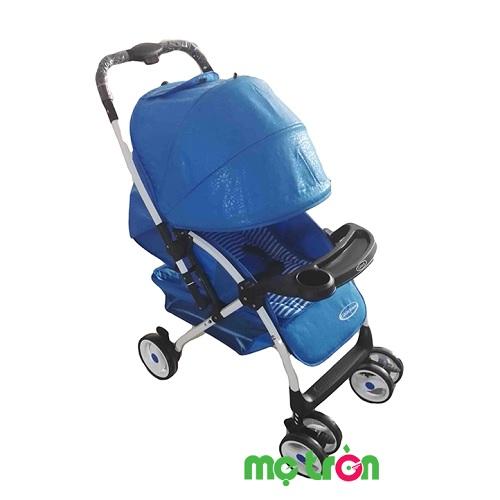 Xe đẩy cho em bé 2 chiều Gluck - C58 chất lượng Đức