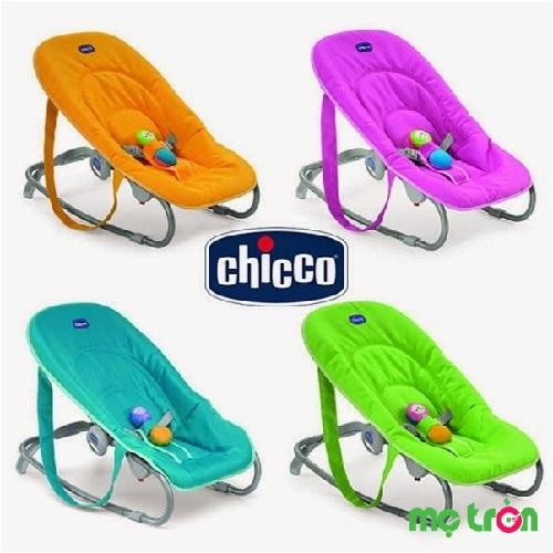 Ghế bập bênh Easy Relax Chicco có nhiều màu sắc khác nhau là chiếc ghế tiện dụng cho bé. Giúp mẹ có thể tiết kiệm được nhiều thời gian mà bé vẫn được chăm sóc tốt nhất.
