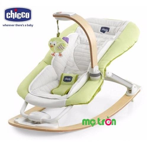 Ghế bập bênh Chicco I-Feel – sản phẩm tuyệt vời cho giấc ngủ của bé