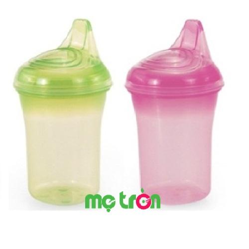 Bộ 2 cốc tập uống chống đổ Upass hữu cơ cho bé được làm từ chất liệu nhựa an toàn tuyệt đối , với hệ thống van chống đổ thích hợp cho việc tập uống của bé từ 4 tháng tuổi. Bộ 2 cốc này vô cùng tiện lợi và và giúp các mẹ tiết kiệm hơn.