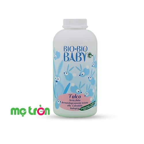 <p>Phấn rôm hữu cơ cho bé Bio Bio Baby là sản phẩm được nhập khẩu từ Ý và được chứng nhận bởi Hiệp Hội Mỹ Phẩm Hữu Cơ của Ý ICEA, giúp mẹ an tâm chăm sóc cho làn da bé mịn màng, mềm mại, ngăn ngừa các chứng rôm sảy hiệu quả, an toàn.</p>