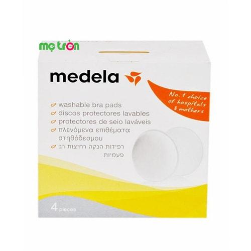 Miếng lót thấm sữa giặt được Medela tiết kiệm cho mẹ