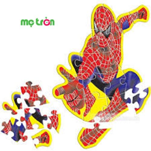 Bộ xếp hình người nhện Winwin Toys 60462 có xuất xứ từ Việt Nam là bộ đồ chơi theo mô phỏng hình nhân vật người nhện nổi tiếng, với nhiều màu sắc bắt mắt giúp bé thích thú khi chơi. Sản phẩm không chỉ là đồ chơi mà nó còn giúp kích thích phát triển trí thông minh, khả năng sáng tạo và rèn luyện tính kiên nhẫn, tỉ mỉ cho bé. Bộ đồ chơi là món quà tuyệt vời mà bố mẹ dành tặng cho bé yêu của mình trong những năm tháng đầu đời.