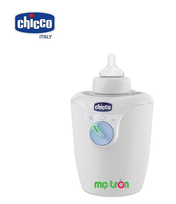 <p>Máy hâm sữa và thức ăn Chicco 7388 từ Ý thiết kế tuyệt vời với hai chế độ hâm nóng thức ăn và bình sữa. Chỉ với một thao tác đơn giản xoay núm gạt là mẹ đã có thể chọn lựa được chế độ hâm sữa hoặc hâm nóng thức ăn phù hợp cho bé cưng rồi.</p>