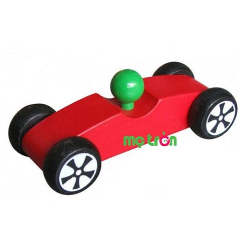 Xe đua gỗ Winwin Toys được làm từ chất liệu gỗ kèm với màu sơn an toàm, thiết kế bắt mắt sẽ góp phần làm đa dạng và đọc đáo cho bộ sưu tập xe của bé. Sản phẩm được mô phỏng sinh động dựa trên chiếc xe đua F1, mang đến cho bé những điều mới lạ trong cuộc sống.