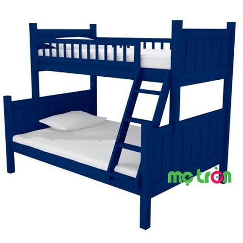 Giường tầng cho trẻ Jayden 2080x1462x1745mm là sản phẩm cao cấp được sản xuất từ nguyên liệu gỗ thông Newzealand nên đảm bảo rất chắc chắn và an toàn, mang lại không gian rộng rãi, thoải mái cho bé. Sản phẩm chịu được tải trọng lớn, từng tầng lên đến 120kg, sử dụng được cho cả người lớn và trẻ em. Chiếc giường này chính là sự lựa chọn ngọt ngào, chứa đựng tình yêu thương của mẹ dành cho bé.