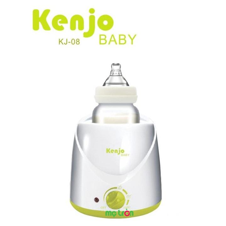 <p><strong>- Máy hâm nóng sữa Kenjo KJ08</strong> của Nhật Bản được sản xuất từ chất liệu nhựa cao cấp, an toàn</p> <p>- Không có BPA đảm bảo an toàn tuyệt đối cho sức khỏe bé yêu.</p> <p>- Sản phẩm tiết kiệm điện tối đa, quá trình hâm nóng sữa, thức ăn, tiệt trùng bình sữa diễn ra nhanh chóng chỉ trong vòng vài phút giúp tiết kiệm thời gian cho mẹ.</p>