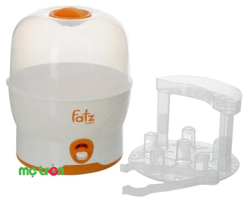 Máy tiệt trùng bình sữa bằng hơi nước Fatzbaby FB4019SL