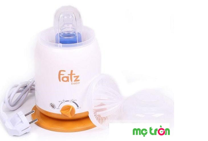 Máy hâm sữa 4 tính năng Fatzbaby FB3002SL của Hàn Quốc