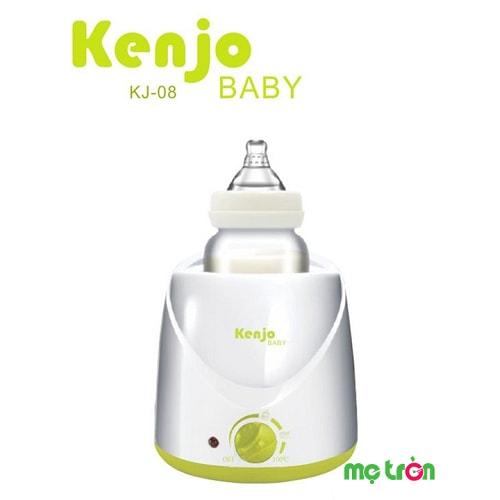 Máy hâm sữa, thức ăn và tiệt trùng bình sữa Kenjo KJ08 Nhật Bản