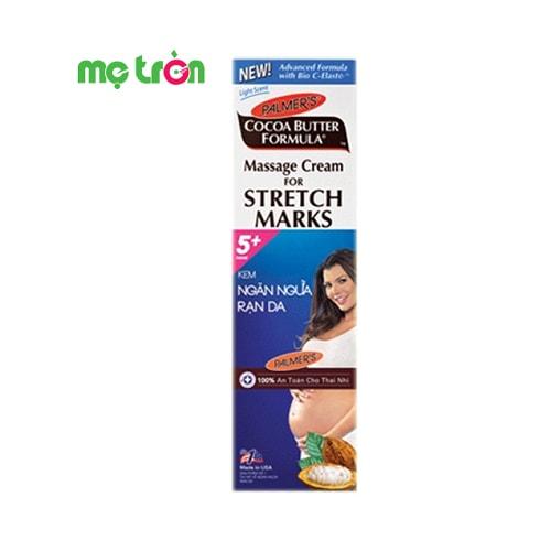 <p>Kem chống rạn da Palmers dạng tuýp 125ml là sản phẩm được nhập khẩu trực tiếp từ Mỹ có tác dụng ngăn ngừa rạn da cho phụ nữ mang thai và hỗ trợ xóa vết rạn da và phục hồi da sau khi sinh.</p>