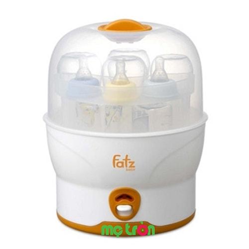<p>Máy tiệt trùng bình sữa bằng hơi nước Fatzbaby FB4019SL được sản xuất từ chất liệu đảm bảo an toàn tuyệt đối cho sức khỏe của bé giúp mẹ an tâm hơn khi chọn lựa. Sản phẩm đáp ứng tiêu chuẩn chất lượng châu Âu CE và được người tiêu dùng cũng như giới chuyên môn đánh giá cao.</p>