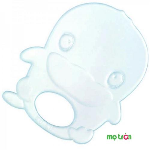 Ngậm nướu Kuku 5329 là vật dụng không những giúp bé giảm đau ngứa khi mọc răng, mà còn là đồ chơi an ủi bé trong những lúc ngứa răng. Sử dụng chất liệu an toàn, thiết kế dễ thương sẽ làm bé vui vẻ, thích thú khi chơi với đồ vật ngậm nướu này.