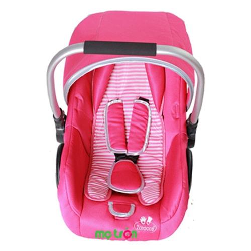 <p><strong>Nôi xách tay cho bé Zaracos Ultra 3226</strong> 3 màu tím hồng xanh là dòng sản phẩm rất tiện lợi thiết kế rộng rãi với lòng nôi sâu, phù hợp cho em bé nằm khi đi xa. Mái che rộng, chắn được nắng và gió cùng dây đai an toàn, giúp bé nằm ngủ ngon lành trên nôi suốt đường di chuyển.</p>