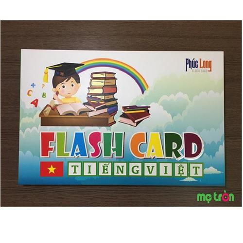 Flashcard dạy trẻ biết đọc sớm với nhiều chủ đề