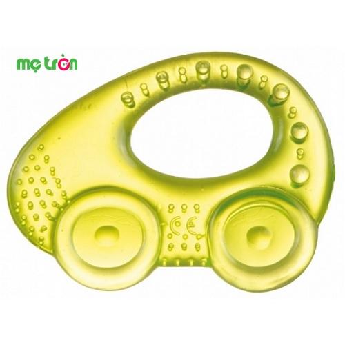 Miếng cắn răng nước hình ô tô Canpo 2/207 được thiết kế đặc biệt với chất liệu nhựa cứng an toàn, mát xa phần nướu răng, giảm cảm giác đau, ngứa cho trẻ khi mọc răng. Sản phẩm được thiết kế hình dáng chiếc ô tô ngộ nghĩnh, có thể  dùng giống như một món đồ chơi cho con nhỏ, đồng thời kích thích các giác quan của bé yêu phát triển thông qua việc sử dụng thường xuyên.