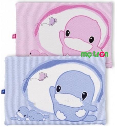 Gối cao su KuKu chống ngạt thoáng khí Ku2047 từ Đài Loan là sản phẩm chất lượng được làm từ chất liệu 100% cotton thoáng mát, ít biến dạng nên nâng đỡ đầu cho bé tốt, không làm ảnh hưởng đến sự phát triển phần đầu của bé.