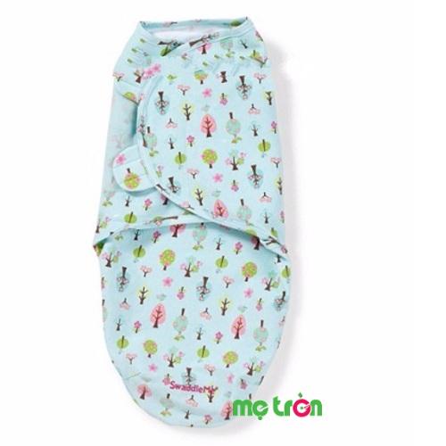 <p>Chăn quấn đơn Summer Infant chấm bi nhiều màu được làm từ chất liệu cotton thoáng mát, mềm mại. Đây là loại chăn quấn bé đơn giản nhất, giúp bé thoải mái, ấm áp với đôi cánh mềm, ôm sát toàn thân. Chăn quấn đủ chặt giúp bé có cảm giác như đang được nằm trong long mẹ ấm áp cho bé một giấc ngủ sâu và đủ giấc.</p>