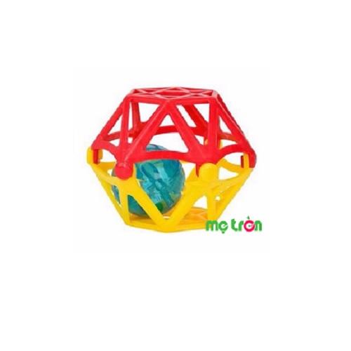 Xúc xắc lục giác mềm Simba S2045 là sản phẩm được thiết kế dành riêng cho bé với hình dáng quả cầu đáng yêu và ngộ ngĩnh, được làm từ chất liệu nhựa mềm an toàn cùng với tay cầm dễ cầm nắm.