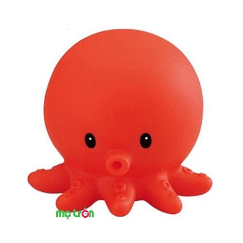 - Bạch tuộc đỏ phun nước Toyroyal 114373 được làm từ chất liệu nhựa PVC an toàn cao cấp. - Cho bé vui vẻ hơn trong lúc tắm. - Thiết kế vô cùng đáng yêu.