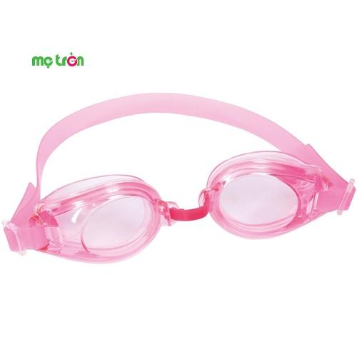 Kính bơi Bestway màu hồng 21050 là sản phẩm cao cấp mang thương hiệu từ Mỹ mang đến cảm giác như thật với góc nhìn rộng, sản phẩm có độ bền cao giúp nước khó lọt vào trong mắt, hoàn toàn không ảnh hưởng tới sự phát triển thị lực của trẻ.