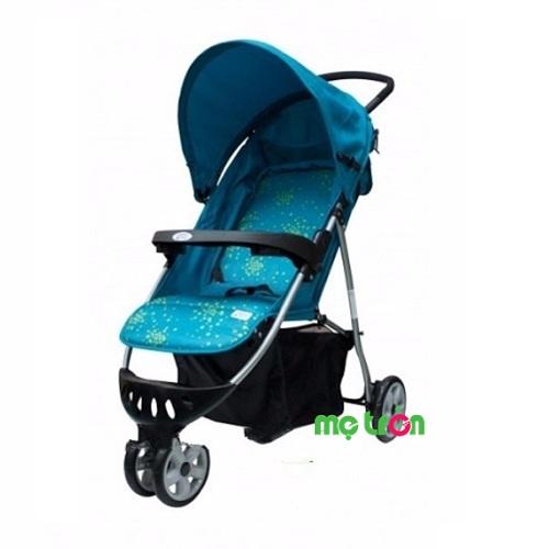 <p>Xe đẩy Sweet cherry Malaga màu xanh GL209 được sản xuất trên dây chuyền công nghệ hiện đại mang đến chiếc xe đẩy với nhiều tính năng ưu việt. Xe đẩy được nghiên cứu sản xuất kỹ lưỡng đến từ chi tiết đảm bảo an toàn cho bé khi di chuyển và tạo cảm giác thoải mái, dễ chịu với ghế ngồi có thể điều chỉnh nhiều tư thế phù hợp cho bé.</p>