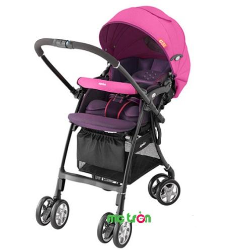 <p><strong>Xe đẩy em bé Aprica Luxuna CTS màu hồng</strong> là sản phẩm cần thiết dành cho trẻ sơ sinh và trẻ nhỏ được nhiều mẹ hiện nay tin dùng. Với cấu tạo, thiết kế thông minh và sử dụng chất liệu bền, chắc, an toàn xe đẩy em bé Aprica Luxuna CTS màu hồng mang đến cho bé sự thoải mái khi trải nghiệm thế giới xung quanh.</p>