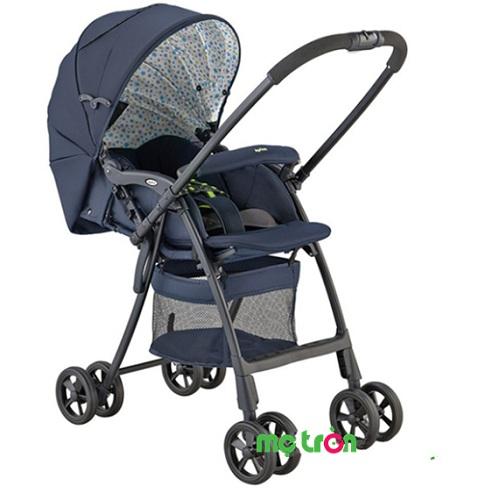<p>Xe đẩy em bé Aprica Karoon Plus HS với 2 màu xanh Navy, đen thiết kế tiện ích, hỗ trợ tối đa cho mẹ trong giai đoạn chăm sóc bé. Sản phẩm được thiết kế thông minh, mang lại sự an toàn và thoải mái cho bé khi di chuyển. Sản phẩm được nhiều bà mẹ trên thế giới và Việt Nam tin dùng, phù hợp cho bé từ 1 đến 36 tháng tuổi.</p>