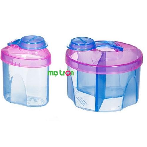 Bộ 2 hộp chia sữa Munchkin MK80103 không BPA