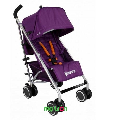 <p>Xe đẩy em bé sang trọng và siêu nhẹ Joovy Groove màu tím được thiết kế từ chất liệu siêu bền và nhẹ sử dụng trong ngành công nghiệp máy bay vô cùng an toàn cho bé. Xe đẩy tự hào là dòng xe đẩy đơn nhẹ nhất thế giới chỉ với 5.8 kg sẽ giúp bố mẹ hiện đại đỡ vất vả hơn rất nhiều trong việc chăm sóc bé.</p>