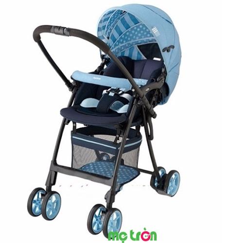 <p>Xe đẩy trẻ em Aprica 2 chiều Flyle Dungaree nhiều màu chính hãng Nhật Bản là xe đẩy cao cấp cho bé dưới 15kg được thiết kế đặc biệt và an toàn cho bé yêu.</p>