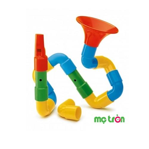 - Đồ chơi lắp ráp Saxoflute Quercetti (age 2+) 4170 được làm từ chất liệu nhựa dẻo cao cấp an toàn cho bé. - Đồ chơi có màu sắc tươi sáng và âm thanh vui nhộn. - Thích hợp sử dụng với các bé từ 2 tuổi trở lên.