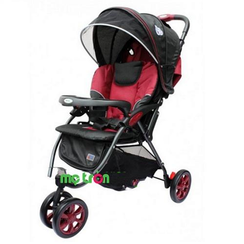 <p>Xe đẩy em bé Sweet cherry Emu E190 thiết kế nhỏ gọn màu đỏ có xuất xứ từ Malaysia thiết kế hiện đại theo tiêu chuẩn Châu Âu với khung nhôm chắc chắn, với khung chắn an toàn dễ dàng tháo rời thuận tiện cho cả mẹ và bé. Với cơ chế dựa lưng điều chỉnh được nhiều vị trí, nằm thẳng cho trẻ sơ sinh không giới hạn về mức độ nằm của bé, Xe đẩy em bé Sweet cherry Emu E190 chính là sản phẩm lý tưởng mà mẹ dành tặng cho bé yêu.</p>