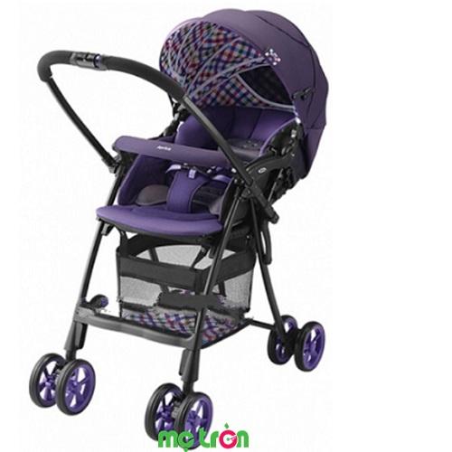 <p>Xe đẩy em bé Aprica AirRia là dòng xe đẩy được thiết kế với nhiều tính năng nổi trội mang lại nhiều lợi ích cho mẹ và bé khi đi ra ngoài. Sản phẩm được hầu hết các bà mẹ tại Nhật Bản và trên thế giới tin dùng.</p>